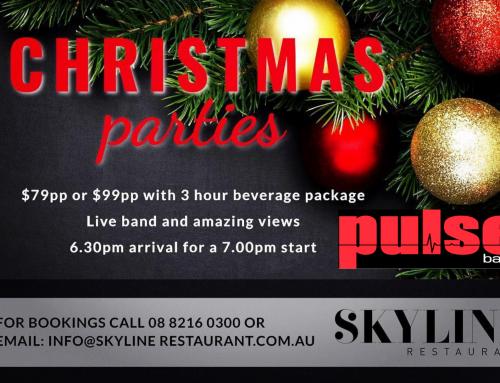 Christmas party time is here!