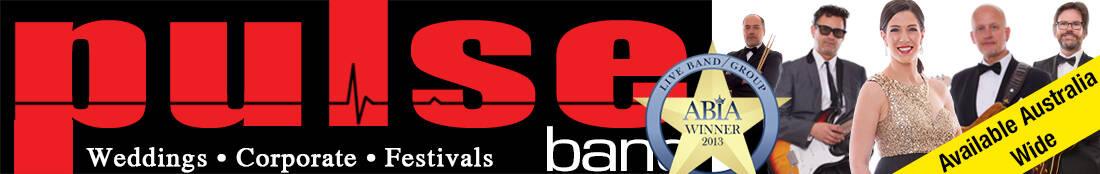 pulseband.com.au Logo